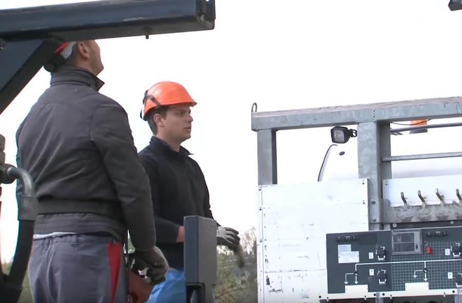 Electricien / Eléctricienne de réseau CFC