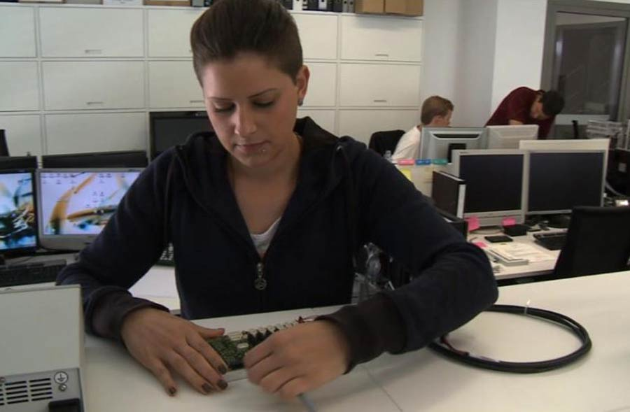 Elektroniker/in EFZ – Kurzfilm