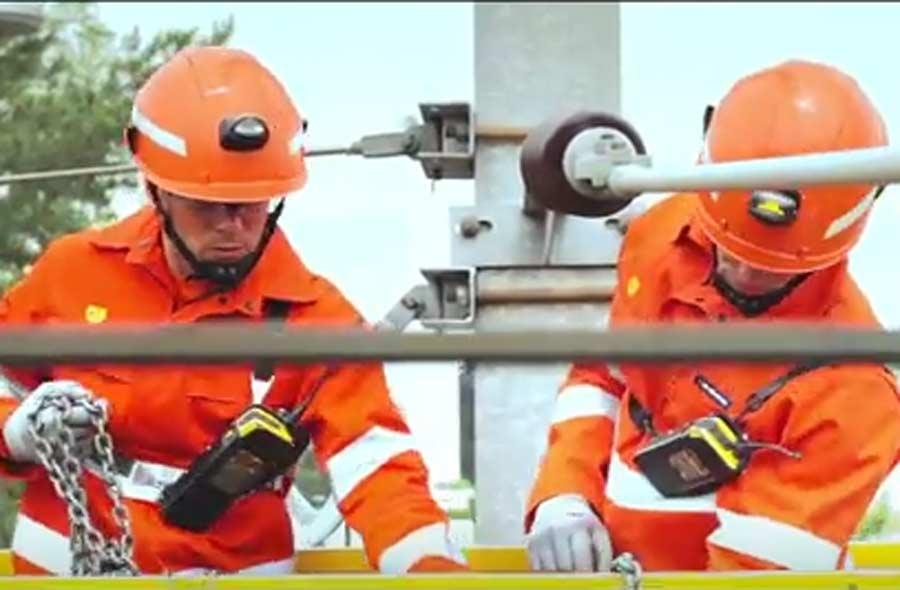 Netzelektriker/in (Fahrleitungen) EFZ – Kurzfilm