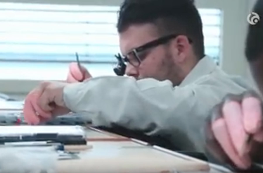Opérateur / Opératrice en horlogerie AFP