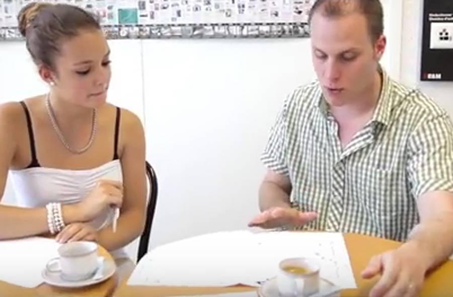 Informatiker/in EFZ (Systemtechnik) – Film mit Porträt einer Lernenden