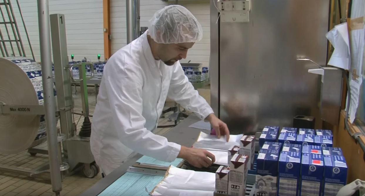 Technologue du lait CFC